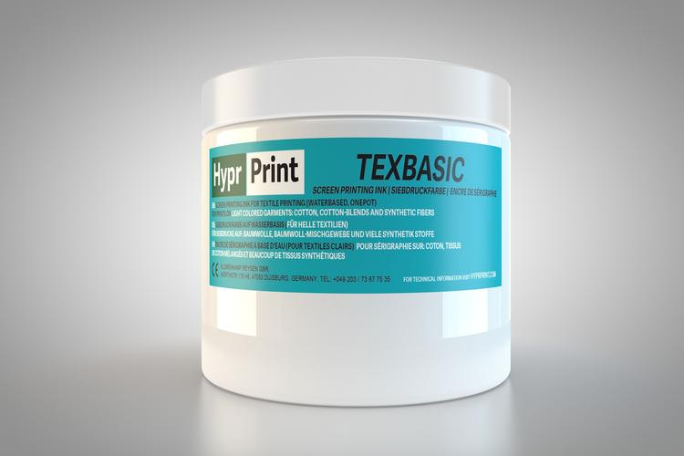 TEXBASIC dekkend wit 250 ml