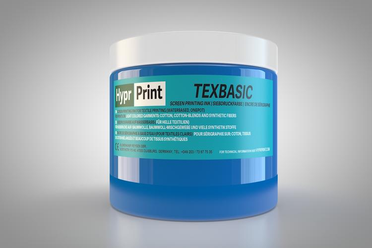 TEXBASIC blauw 250 ml